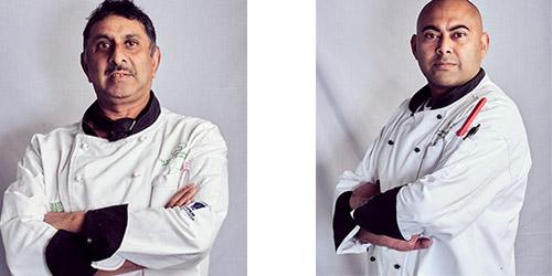 Chef Skills Development Staff Members